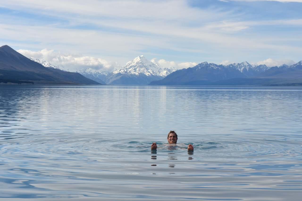 Lake Pukaki Camping