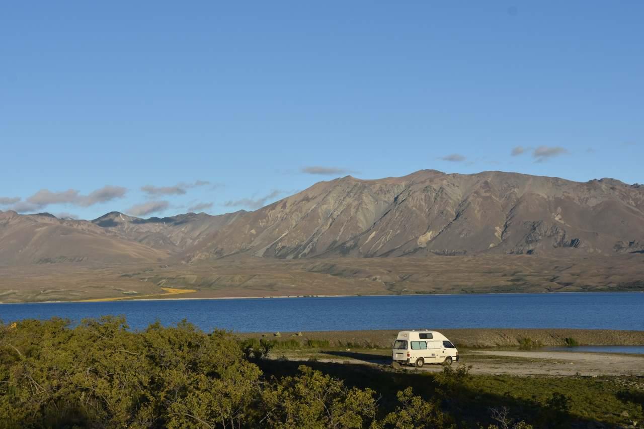 Lake Side Tekapo