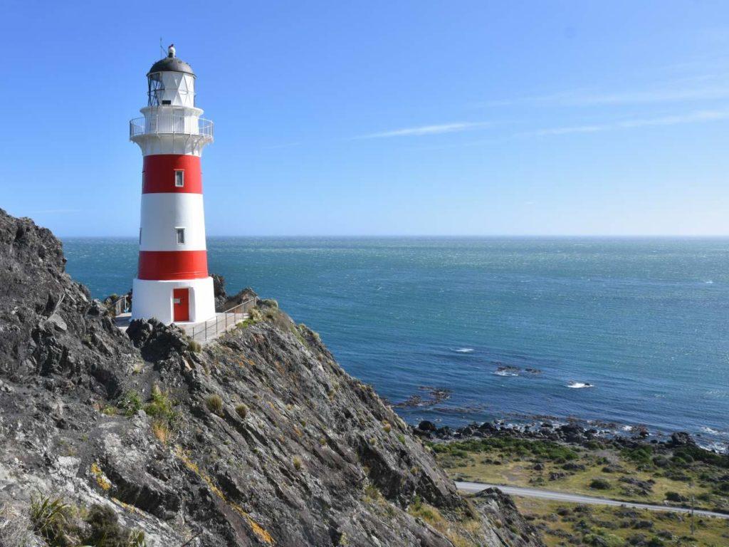 Leuchtturm Cape Palliser