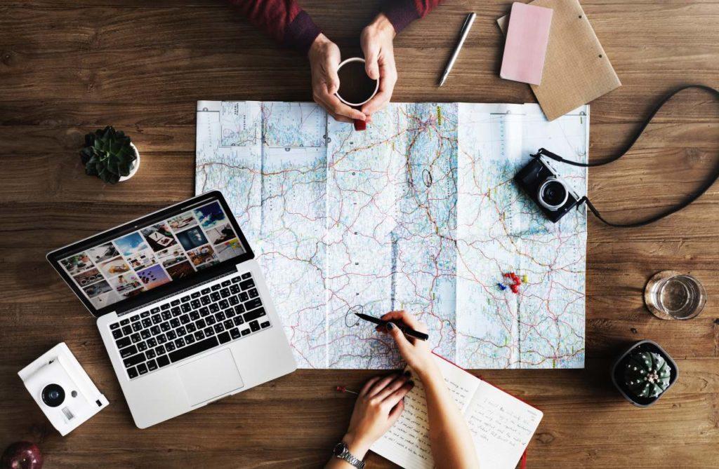 Reiseplanung