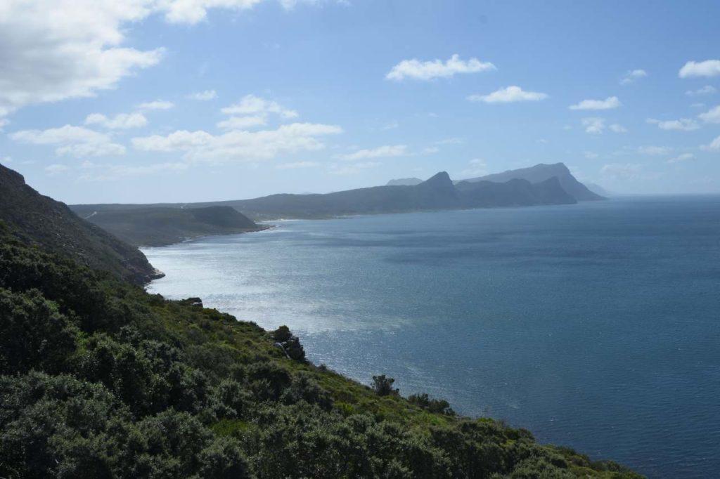 Ausblick auf Kaphalbinsel