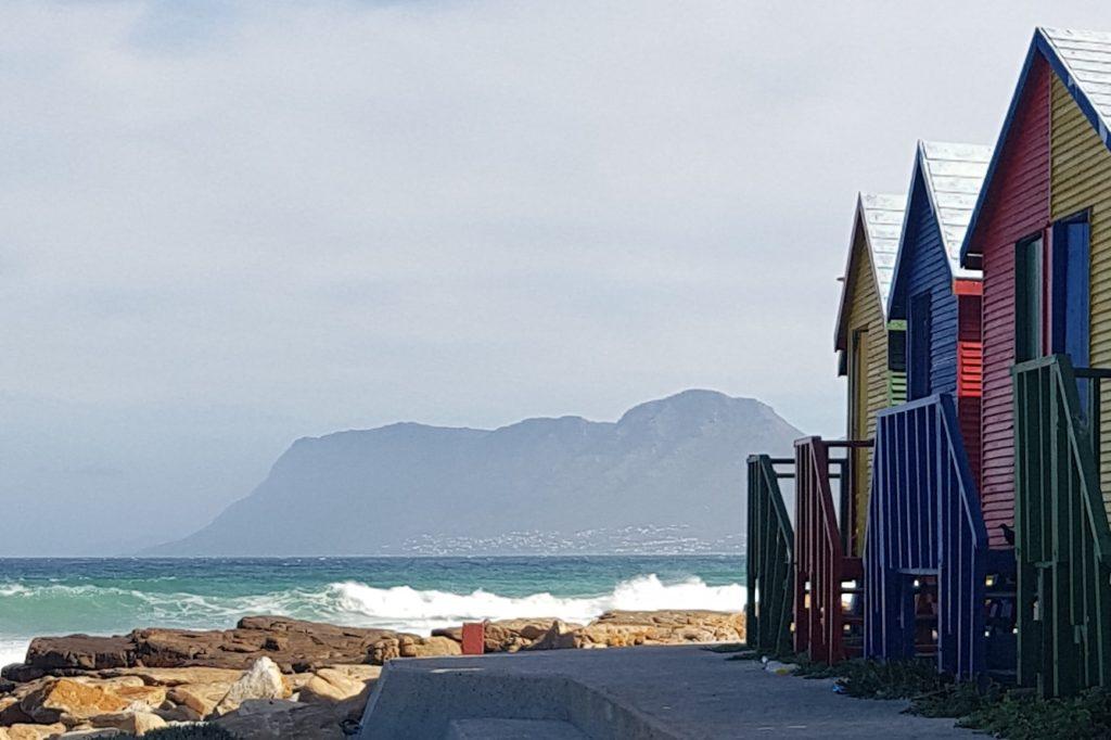 Strandhütten in St. James